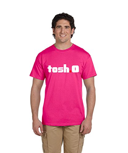 (Mens Tosh.O T-Shirt - Heliconia - Large)