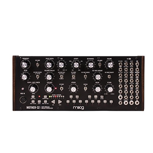 Moog Mother-32 Semi Modular Analog Synthesizer