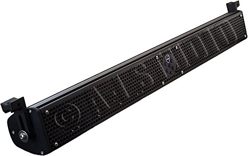 Wet Sounds STEALTH-10 ULTRA - Black 10 Speaker All-in-One Bluetooth Soundbar by Wet Sounds