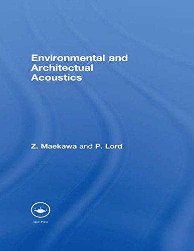 Architectural Acoustics Pdf