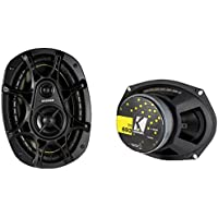 Kicker DS693 6x9 3-Way Speakers (Pair)