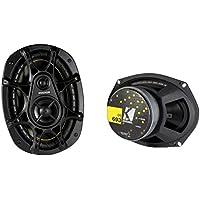 Kicker DS693 6x9 3-Way Speakers (Pair)