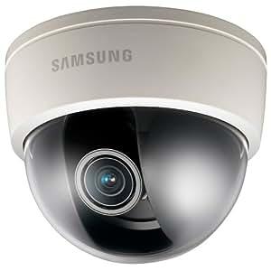 SND-7011 3MP Full HD Network Dome Camera (3mm, Fixed H.264/MJPEG)