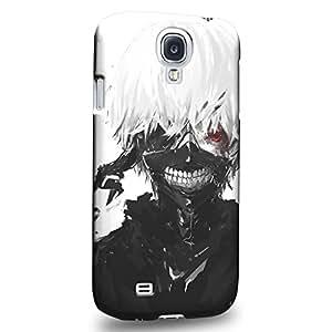 Case88 Premium Designs Kaneki Ken Tokyo Ghoul Carcasa/Funda dura para el Samsung Galaxy S4