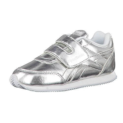 0 2 Pantofole 24 Argento Kc Reebok Bimbi Unisex – Cljog Royal Twq8BP