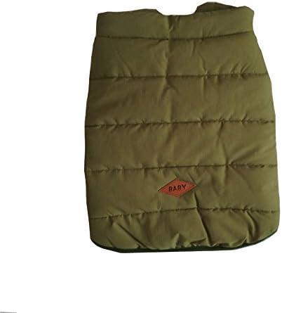 Tineer mit Kapuze Haustier Kleidung Cute Pet Kleidung Warm mit Kapuze franz/ösische Bulldogge warme Weste Anzug