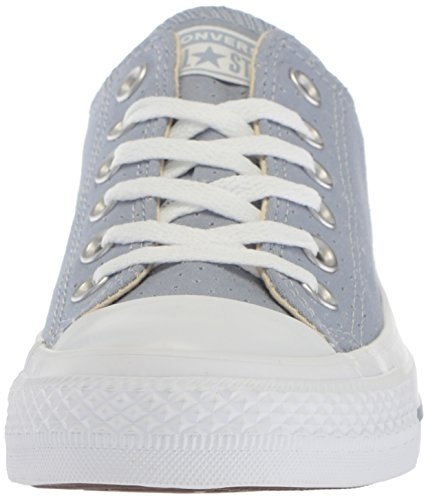 d42a78cea60 Converse Women s s CTAS Ox Glacier Grey White Trainers  Amazon.co.uk  Shoes    Bags
