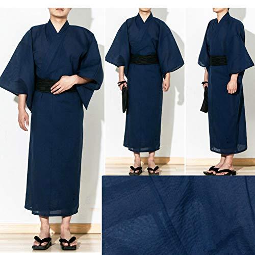 Kimono Color1139 Fancy Meditazioni Pigiama Pumpkin Di m Da Con In Set Uomo Stile Giapponese 1q7BT1wPn