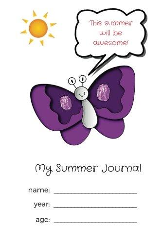 My Summer Journal: Butterfly pdf