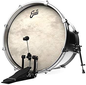 """Evans 22/"""" Calftone Bass Drum Head"""
