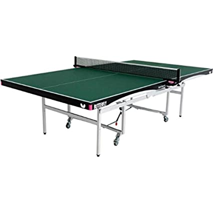 Butterfly Space Saver 22 rollaway interior mesa de ping pong ...