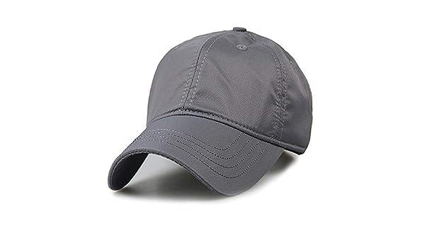 woyaochudan Sombrero de Verano para Hombres Visera para el Sol ...
