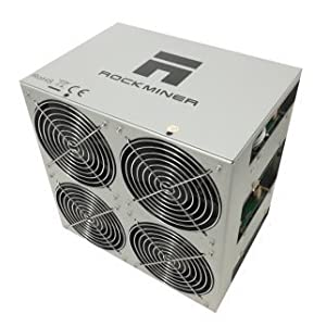 RockMiner Ti-Box 800 GHs Bitcoin ASIC