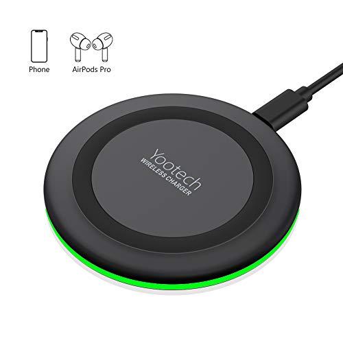 Yootech Wireless ChargerQi-Certified 10W