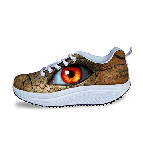 Womens Fashion Shape HUGSIDEA Fitness Sneakers Ups Shoes Platform Land Walking 5pq4wnq