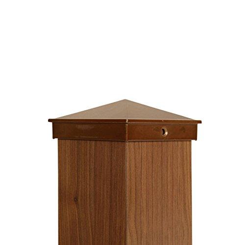 4x4 Copper Post Cap (3.5