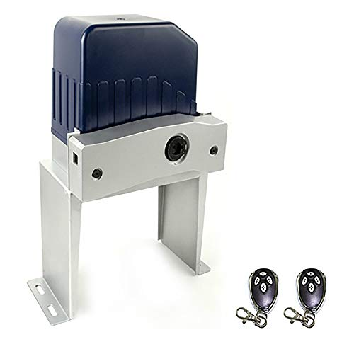 Driven Chain - ALEKO AC1400NOR Chain Driven Sliding Gate Opener for Gates up to 40 Feet Long 1400 Pounds