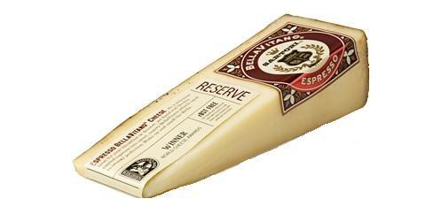 Asiago Chocolate Wine - Espresso BellaVitano, 5.3 oz (4 pack)