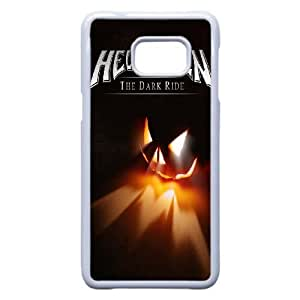 Personalized Durable Cases Samsung Galaxy Note 5 Edge Cell Phone Case White Helloween Vbdry Protection Cover