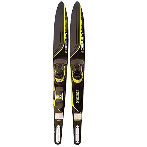 O'Brien Performer Combo Water Skis with X8 Bindings, 68""