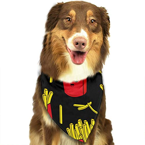 CMEY Dog Clothes French Fries Dog Shirts Pet -