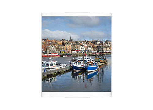 - Mug of Whitby harbour, North Yorkshire, England (19073977)
