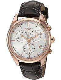 Tissot Unisex Vintage Swiss Quartz Steel And 18K Gold Dress Watch (Model: T9204177603100)