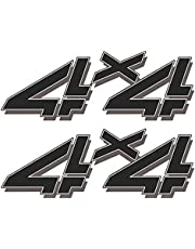 4x4 Decals for Trucks Chevy Silverado 1998-2007 Bed Side 1500 2500 HD