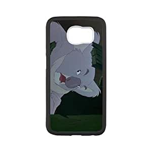 Samsung Galaxy S6 Cell Phone Case White Disney The Rescuers Down Under Character Krebbs Ssmql