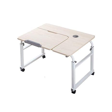 Amazon.com: Mueble portátil para ordenador portátil, mesa de ...