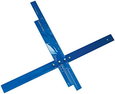 Wheel Offset and Backspace Gauge (Thomas Tool) Ruler, Gauge Sets ...