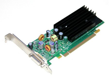 Dell Nvidia Quadro NVS 285 128MB DVI Input PCI-E Video Card DH261