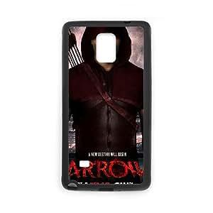 Arrow Samsung Galaxy Note 4 Cell Phone Case Black JT3858K08774