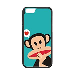 Monkey Paul Frank For iPhone 6 Screen 4.7 Inch Csae protection Case DHQ637191