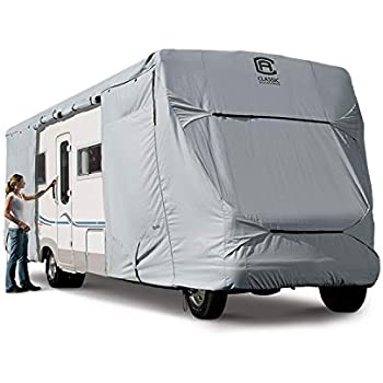 Amazon com: Classic Accessories PolyPro 3 Molded Fiberglass Camping