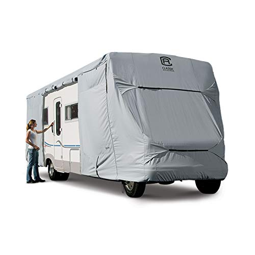 Classic Accessories OverDrive PermaPro Heavy Duty Cover for 33' to 35' Travel Trailers