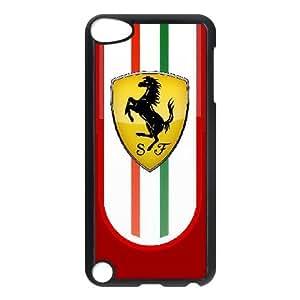 Ipod Touch 5 Phone Case Ferrari Q6B9359560