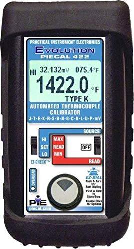PIECAL 422 Multiple Type Thermocouple Calibrator Practical Instrument Electronics Inc.