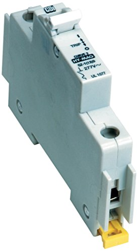 American Electrical C5A1P 5-Amp 1-Pole DIN Rail Mounted Circuit Breaker