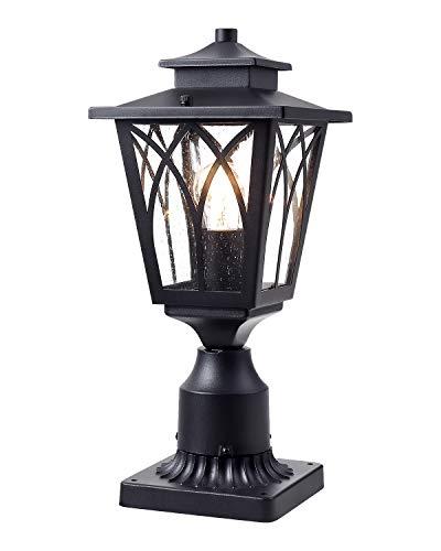 Led 3 Light Outdoor Post Lantern in US - 3