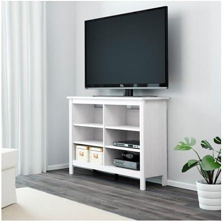Ikea 1428.22020.622 - Mueble para TV, Color Blanco: Amazon.es: Juguetes y juegos