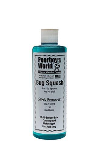 Poorboy's World bug squash, bug and tar remover pre-wash