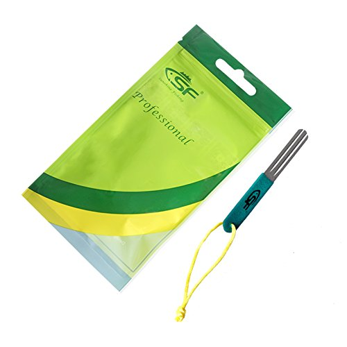 Sharp Hook File (SF Fly Fishing Hook Hone Hook File Duul hook sharpener Two Grooves)