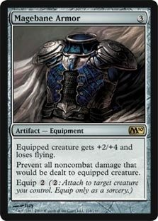 Magic: the Gathering - Magebane Armor - Magic 2010
