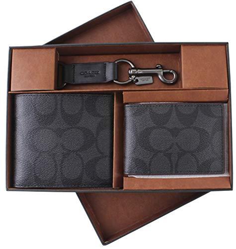 Amazon.com: Coach F41346 - Cartera para hombre, diseño con ...