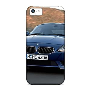 Bmw Z4 M Coupe Front Case Compatible With Iphone 5c/ Hot Protection Case