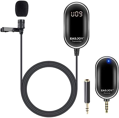 Top 10 Best clip on microphone for camera Reviews