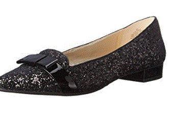 4c69f907804a Anne Klein Woman s Loafers Black Glitter 5.5M (5.5