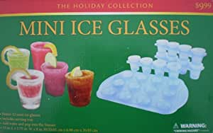 The Holiday Collection ~ Mini Ice Glasses