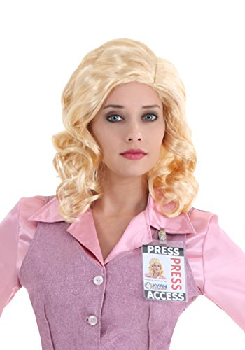 FunCostumes Veronica Corningstone Wig (Veronica Corningstone)